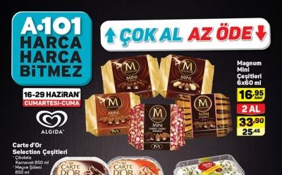 A101 16 - 22 Haziran 2018 Aktüel Ürünler Kataloğu Haftanın Yıldızları Kampanyası Yayınlandı