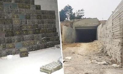 Afrin'de Bulunan Terör Cephaneliğinde NATO İzleri! Terör örgütü PKK/YPG'nin Cephanesine NATO Mu Destek Verdi?
