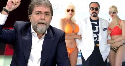 """Ahmet Hakan'dan Adnan Oktar'a Zehir Zemberek Sözler! """"Beklenen Mehdi Midir Bilmiyorum Ama…"""""""