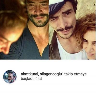 Ahmet Kural, Eski Sevgilisi Sıla'yı Önce Takip Etti Sonra Takibi Bıraktı