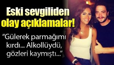 Ahmet Kural'ın eski sevgilisi Naz Çekem'den Olay Yaratacak Açıklamalar