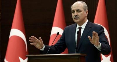 AK Partili Numan Kurtulmuş, ABD'ye Karşı Alınacak 4 Önlemi Açıkladı