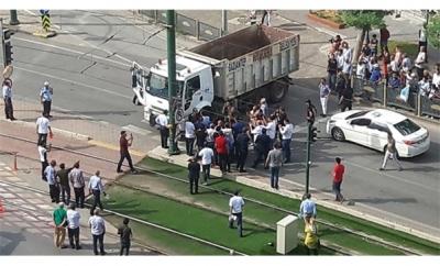 Akşener'in Çöp Kamyonu İddiasına Resmi Açıklama Geldi: Aynı Güvenlik Tedbirleri Uygulandı