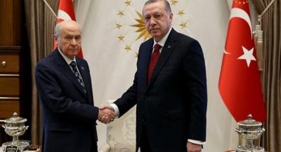 Ankara Kulislerini Sallayan İddia! Ak Parti ve MHP Arasında Yeni Bir İttifak Olabilir