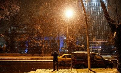 Ankara Yeniden Bembeyaz! Kar Yağışının Etkili Olduğu Ankara'da Hava Nasıl Olacak