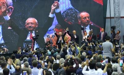 Ankara'da Sıcak Gündem!  CHP'li Muharrem İnce Adaylığı Açıklandıktan Sonra Bunu Yaptı
