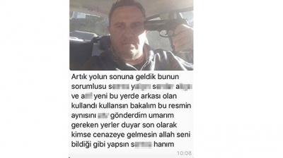 """""""Artık Yolun Sonuna Geldik"""" Diyerek Fotoğraf Paylaştı! Otomobilde Kafasına Sıktı"""