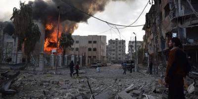 Ateşkes Kararı Verilmişti! Esad 8 Ayrı Bölgedeki Sivilleri Hedef Alarak Top Atışına Tuttu