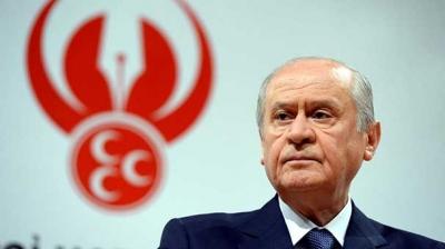 """Bahçeli Bir Kez Daha Tekrarladı! """"Galatasaray İsmini Değiştirsin"""""""