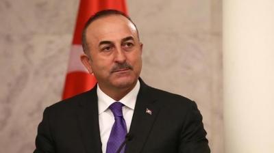 """Bakan Çavuşoğlu Çözüm Süreci Haberlerine Tepki Gösterdi! """"Çocuk Katili Terör Örgütüyle…"""""""