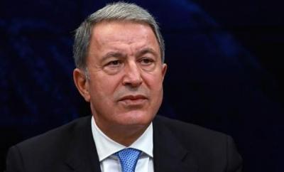 Bakan Hulusi Akar'dan Hakkari'deki Patlama ile İlgili Yeni Açıklama