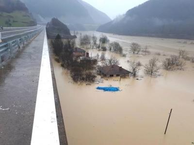 Bartın'da Aşırı Yağmur Sel Felaketine Yol Açtı! 300 Kişiye Ulaşılamıyor
