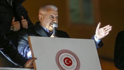 """Başbakan Binali Yıldırım Hakkari'de Müjdeyi Verdi! """"2019 Girmeden Vereceğiz"""""""