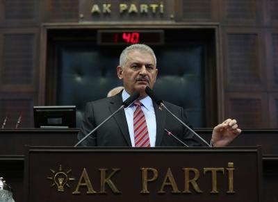 """Başbakan Binali Yıldırım, Kılıçdaroğlu'na Sert Çıktı! """"FETÖ Kılıçdaroğlu'ndan Cesaret Alıyor"""""""