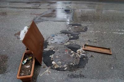 Batman'da Korkunç Olay! Yağmur Nedeniyle Taşan Kanalizasyondan Bebek Cesedi Çıktı