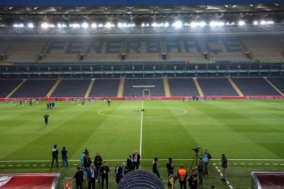 Beklenen Gün Geldi, Beşiktaş 57. Dakikadan Başlayacak Olan Derbiye Çıkmadı! İşte Beşiktaş'ı Bekleyen Cezalar