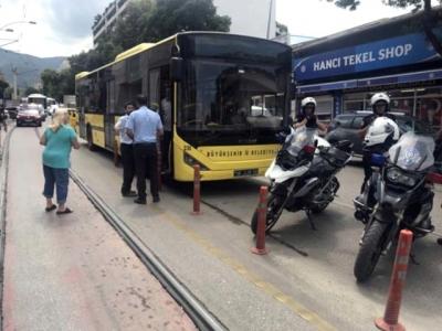 Belediye Otobüsünde İğrenç Olay! Kadın Yolcu, Yanında Oturan Adam Tarafından Taciz Edildi