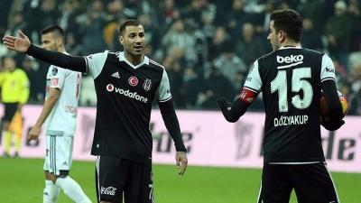 Beşiktaş'ta Büyük Şok! Rahatsızlanan Yıldız Futbolcu Kadrodan Çıkartıldı