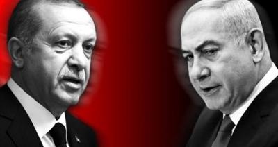 """Beştepe'den """"Türkiye Kürtleri Katlediyor"""" Diyen Netanyahu'ya Sert Yanıt: Irkçı Başbakan İnsan Hakları Dersi Veremez"""
