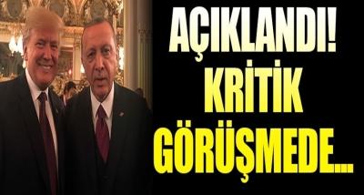 Beyaz Saray Yetkilisinden Erdoğan-Trump Görüşmesiyle İlgili Son Dakika Açıklaması