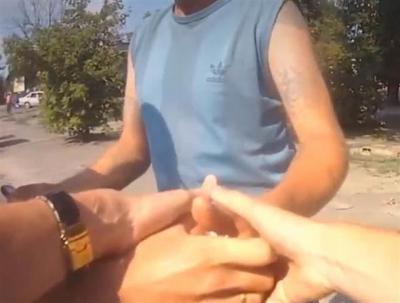 Böyle Şaka Olmaz! Ukrayna'da Bir Kişi Arkadaşına Pimi Çekilmiş El Bombası Verip Kaçtı, Sonrası İse…
