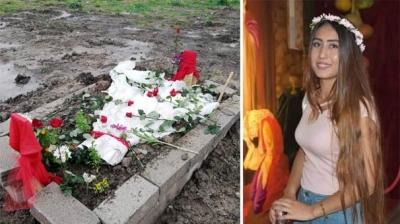 Bu Acının Tarifi Yok! Gelinliği Mezarının Üstüne Örtüldü