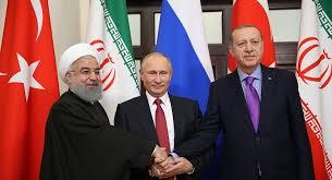 Bu Buluşma Trump'un Uykularını Kaçırır! Putin, Erdoğan ve Ruhani Eylül'de 3'lü Zirve Gerçekleştirecek