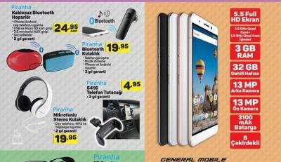 Bu Hafta A101 Aktüel ile Uygun Fiyata General Mobile Cep Telefonu Geliyor