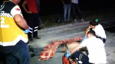 Bursa'da Feci Kaza! Çarpışan İki Motosiklet Alev Aldı: 3 Kişi Bağıra Bağıra Can Verdi