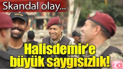 Bursa'da Kahraman Şehit Ömer Halisdemir'e Büyük Saygısızlık
