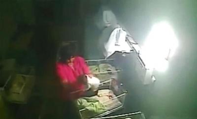 Çalıştığı Hastanede Yeni Doğan Bebeği Ağladığı İçin Defalarca Yumruklayan Hemşire Güvenlik Kameralarına Yakalandı