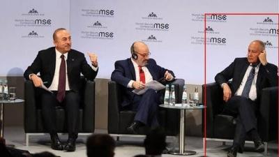 Çavuşoğlu Türkiye'yi Eleştirmeye Kalkan Arap Birliği Genel Sekreterini Fena Bozdu