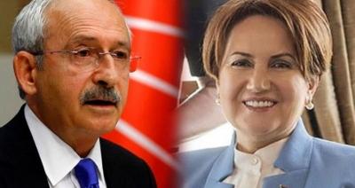 CHP Lideri Kılıçdaroğlu Meral Akşener'le Buluşuyor