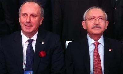 CHP Yönetiminde Muharrem İnce'ye Şok Suçlama: Bu Görüşmeyi Yaparak Önlem Aldı