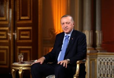 """Cumhurbaşkanı Erdoğan'dan Erken Seçimle İlgili Önemli Açıklamalar:  """"Gönlümdeki CHP Adayı…"""""""