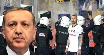 Cumhurbaşkanı Erdoğan Olaylı Derbi Hakkında Açıklama Yaptı: