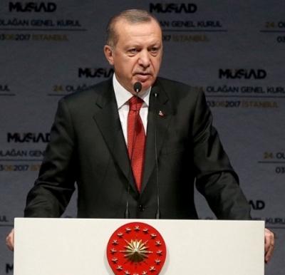 """Cumhurbaşkanı Erdoğan: """"Ülkemizi Bu Çapulculara Bırakmamak İçin Mücadele Edeceğiz"""""""