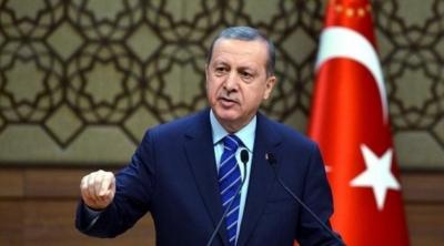 """Cumhurbaşkanı Erdoğan AB'ye Meydan Okudu! """"Türkiye'yi Meze Yaptırmayacağız"""""""
