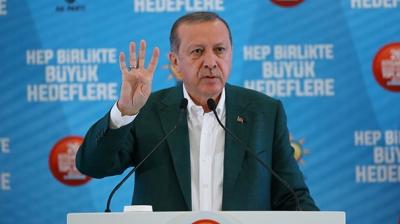 """Cumhurbaşkanı Erdoğan Teşkilata Net Mesaj Verdi! """"Kimse Davanın Üzerinde Değildir"""""""