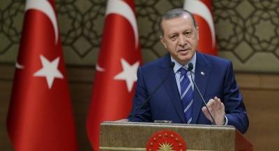 """Cumhurbaşkanı Erdoğan'dan Münbiç Resti! """"Trump'la, Putin'le Konuştum, Geri Adım Yok"""""""