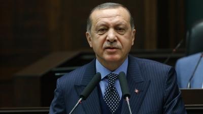 """Cumhurbaşkanı Erdoğan'dan ABD'ye Sert Sözler! """"Münbiç'e Geleceğiz"""""""