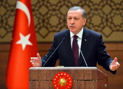 """Cumhurbaşkanı Erdoğan'dan Avrupa Parlamentosuna Afrin Resti! """"Boşuna Heveslenmeyin, İşimiz Bitmeden Çıkmayacağız"""""""