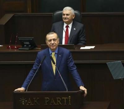 """Cumhurbaşkanı Erdoğan'dan Abdullah Gül'e Sert Gönderme! """"Kimsenin Söz Söylemeye Hakkı Yoktur"""""""