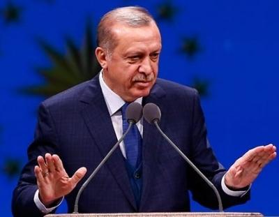 """Cumhurbaşkanı Erdoğan'dan FETÖ Açıklaması! """"Darmadağın Olmuş Vaziyette"""