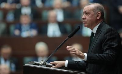 Cumhurbaşkanı Erdoğan'dan Sert Sözler: Yolunu Şaşıranlar Ya Islah Ya Tasfiye Edilecek