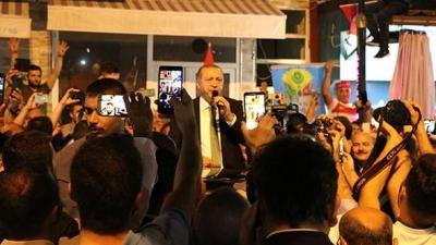 Cumhurbaşkanı Erdoğan Memleketine Sitem Etti