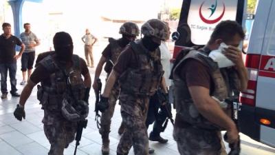 DAEŞ Hücre Evine Özel Harekat Baskını! 5 Terörist Öldürüldü