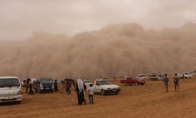 Devasa Toz Bulutları Türkiye'ye Giriş Yaptı, Kaçacak Yer Yok