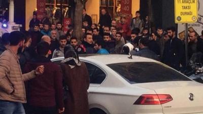 Diyarbakır'da Dehşet! Önce Taciz Etti, Sonra Gözüne Kalem Batırmaya Çalıştı