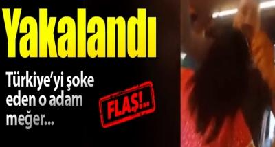 Dolmuşta Genç Kadını Dövmeye Kalkan Adam Tutuklandı